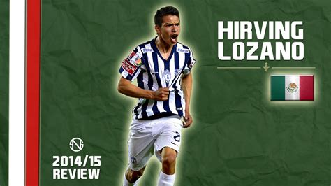 HIRVING LOZANO | Goals, Skills, Assists | Pachuca | 2014 ...