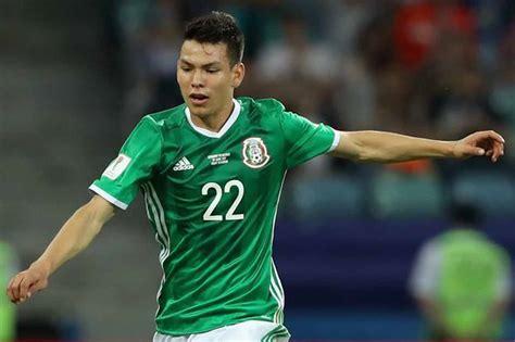 Hirving Lozano Jersey   Mexico and Napoli   SoccerPro.com