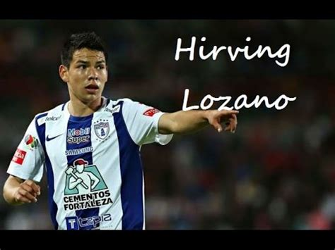 Hirving Lozano Mexican Diamond 15 16 Pachuca ᴴᴰ   YouTube