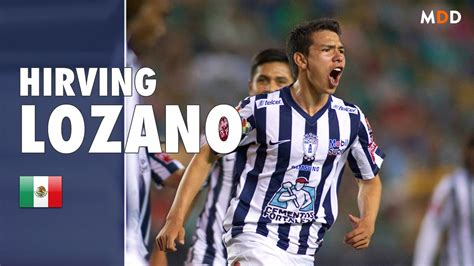 Hirving Lozano | Pachuca | Goals, Skills, Assists   HD ...