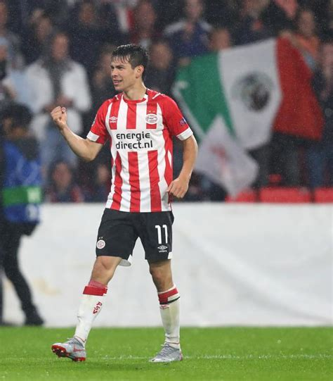 Hirving Lozano PSV Goals — All 25 Of Them In One Tidy Video