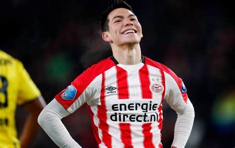 Hirving Lozano sale del calabozo con un gol; Raúl Jiménez ...