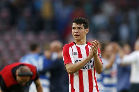 Hirving Lozano se estrena como goleador del PSV   Univision