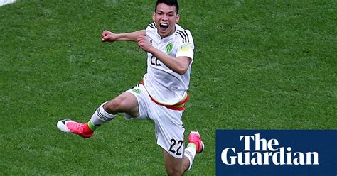 Hirving Lozano: smiling Mexico star who must learn to ...