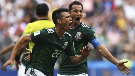 Hirving Lozano: The making of Mexico s breakout World Cup ...