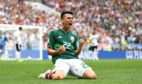 Hirving Lozano transfer news: Barcelona  approach  Mexico ...