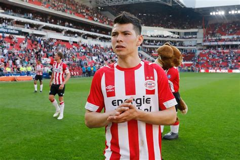Hirving Lozano wants to join Manchester United but Mino ...