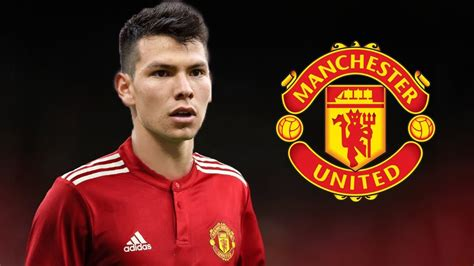 Hirving Lozano   Welcome to Manchester United   Skills ...