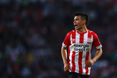 Hirving Lozano y el PSV buscan la Champions League  horarios