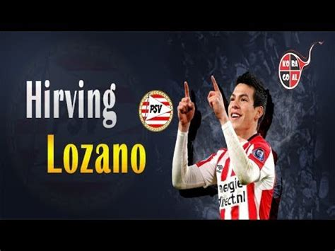 Hirving Rodrigo Lozano Bahena | F.C. PSV Eindhoven Player ...