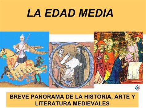 HISTORIA CULTURA Ficha 5. La Edad Media