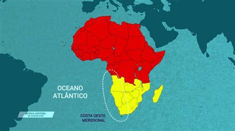 História da África Austral   Aula 05 Mapa 5 de 7 Geografia ...