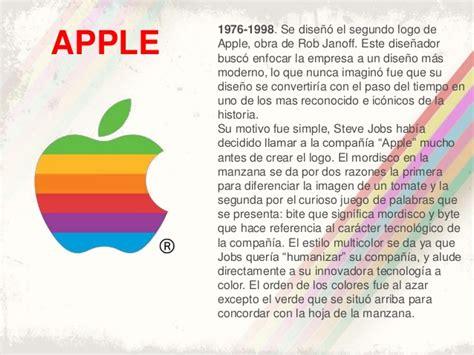 Historia de algunos logos coprporativos