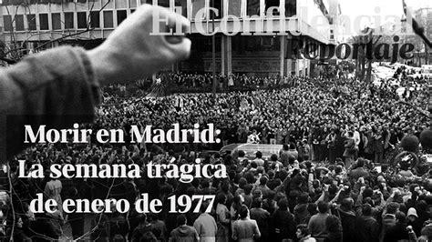 Historia de España: 40 años del asesinato de los abogados ...