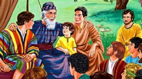 História de José do Egito   O Cantinho da Oração