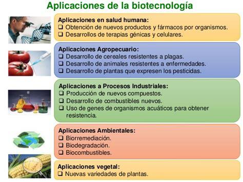 Historia de la Biotecnología y sus aplicaciones