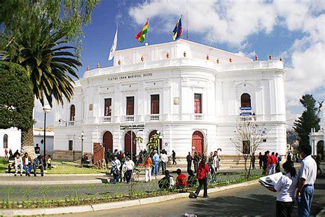 Historia de la ciudad de Sucre