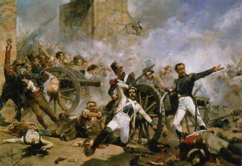 Historia de la Guerra de Independencia de España   Resumen