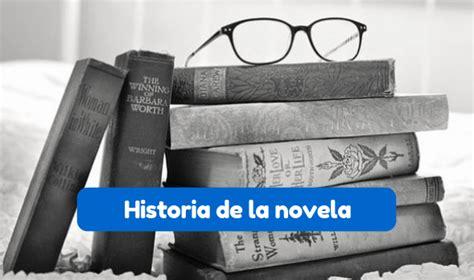 Historia de la novela   Inventor, Origen y Evolución