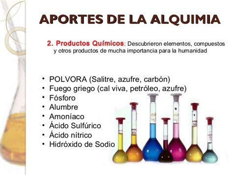 Historia de la quimica  ppt