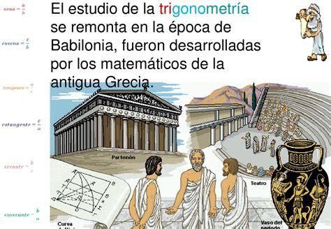 Historia de la Trigonometría by Karla Moreno   Issuu