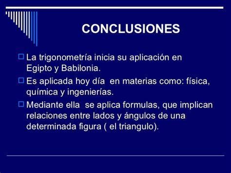 Historia de la Trigonometria