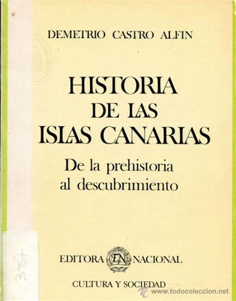historia de las islas canarias. de la prehistor   Comprar ...