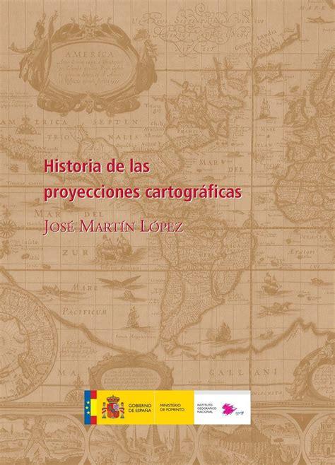 Historia de las proyecciones cartográficas