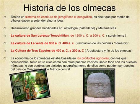 Historia De Los Olmecas   SEONegativo.com