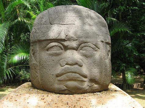 HISTORIA DE MEXICO: CULTURA OLMECA