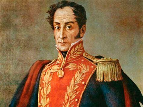 Historia de Simón Bolívar: biografía, casa, legado, restos ...