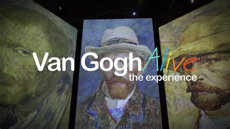 Historia del Arte 2.0 | Exposiciones | Van Gogh Alive ...