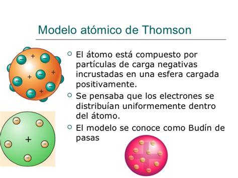 Historia del atomo 8 año