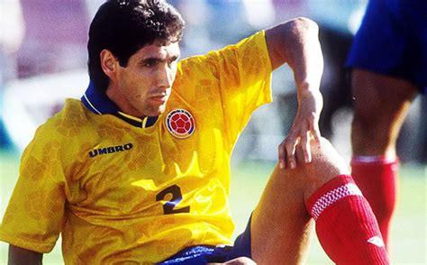 Historia del Futbol: Fatídico autogol de Andrés Escobar en ...