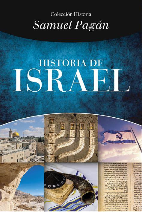 Historia del Israel Bíblico  9788417131708 : Samuel Pagán ...