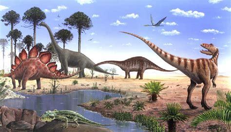 Historia geológica de la Tierra: Jurásico