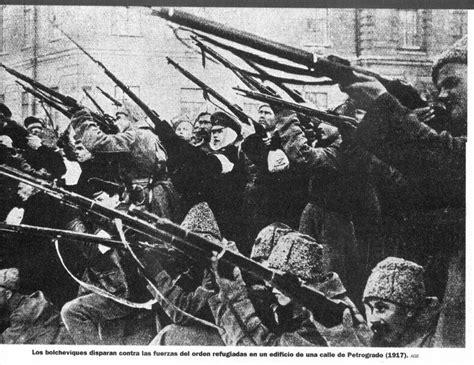 Historia: La Revolución Rusa