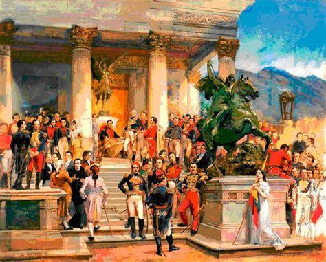 Historia: las independencias americanas
