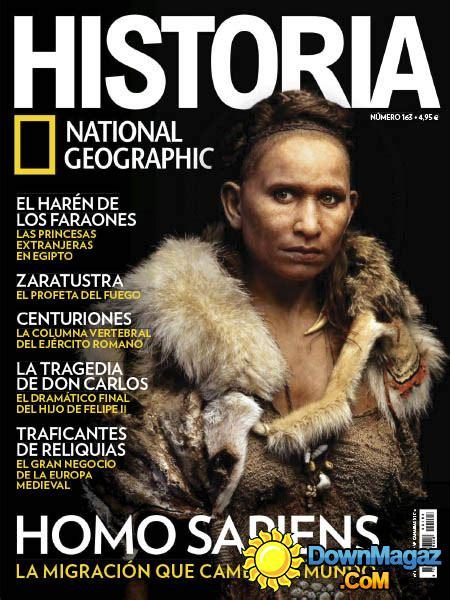 Historia National Geographic   07.2017 » Download Spanish ...