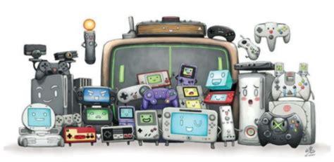 Historia resumida de los videojuegos | Historias de ...