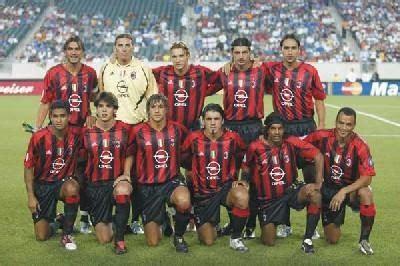 Historias de los clubes de futbol: Historia de Milan AC ...