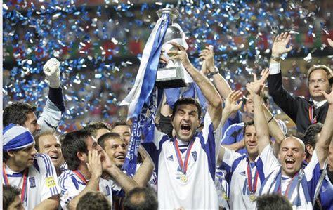 Histórias do Futebol: Eurocopa 2004   Portugal 0x1 Grécia