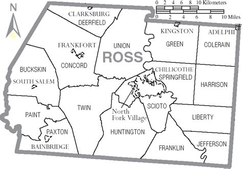 Historic Architecture of Ohio: Ross County: A Peculiar ...