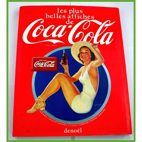 History of Coca Cola Advertising Posters. French ...