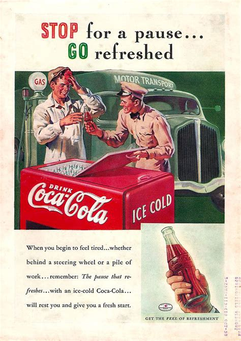 History of Coca Cola in Ads   Feel Desain | your daily ...