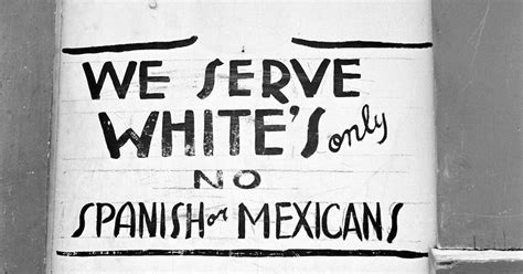 History of Racism Against Mexican Americans Clouds Texas ...