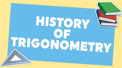 History of Trigonometry   YouTube