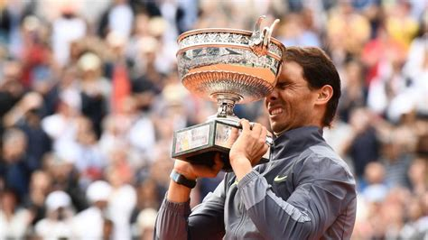 HISTORY! Rafael Nadal defeats Dominic Thiem for 12th ...