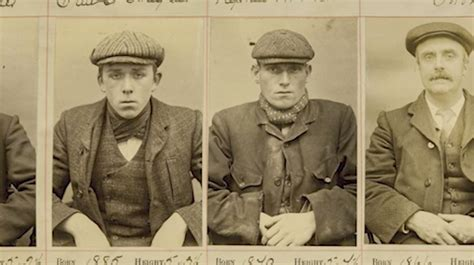 History West Midlands   Carl Chinn   The real  Peaky Blinders