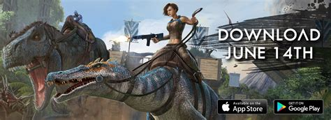 Hit PC and console game ARK: Survival Evolved has arrived ...